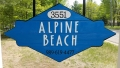 Alpine Beach Gaylord Michigan